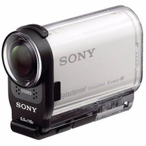 Sony Action Cam Hdr-as 200v , Wifi, Gps, Nfc , Full Hd