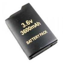 Bateria Sony Psp Toda Série 1000 Fat 3600mah Frete R$15