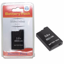 Bateria P/ Sony Psp Serie 2000/3000 4800mah Pronta Entrega