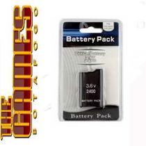 Bateria Psp 2000 / 3000 Sony 3.6v 2400 Mah