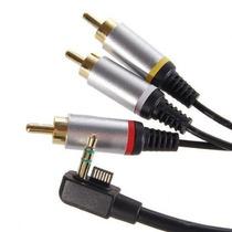 Cabo Vídeo Componente Sony Para Psp