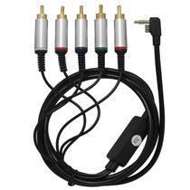 Cabo Video Componente Para Psp 2000 E 300 - L012jx