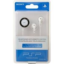 Fone Headphone Psp Sony Original 2000 3000 3010 3001 Oficial