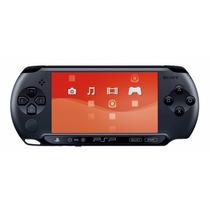 Psp Sony 1000 + 150 Jogos De Bonus Desbloqueado