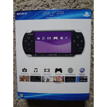 Psp 3000 Destravado C/ Cart. 8gb + 105 Brindes Inclusos