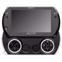 Console Novo Playstation Portable Psp Go 16gb Preto Original