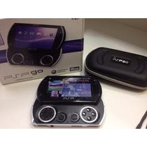 Psp Go Sony 16 Gb Com Jogos Na Memória Novo Na Caixa