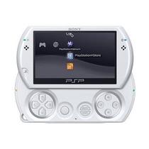 Psp Go Sony 16 Gb Branco Com Jogos Na Memória Novo Na Caixa