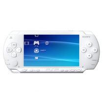 Psp Branco / White Sony Slim Novo + Desb. + 16gb + Brindes