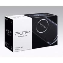 Sony Psp 3000 Slim + 32gb 200 Jogos Película E Emuiadores