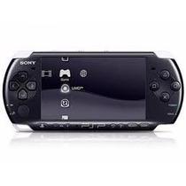 Vídeo Game Sony Portátil Psp 3001 - Novo Preto