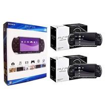 Psp Slim Sony3001-3010 Bivolt Desbloqueado Frete Grátis!!