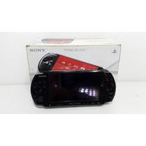 Sony Psp 3001 + Desbloqueado + Cartão 2gb + Brindes