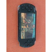 Sony Psp Desbloqueado Tekken 6 No Cartão 2gb Mais Acessórios