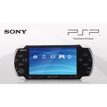 Psp Slim 3010 Pb Sony Bivolt + Cartão Sony Pro-hg Duo 16gb