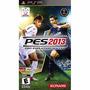 Jogo Psp Pro Evolution Soccer 2013