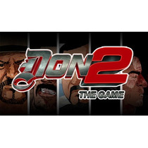 Don 2 The Game - Patch -(psp E Pc)