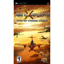 Air Conflicts Aces Of World War Ii- (psp)