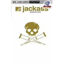 Jogo Psp - Filme Jackass Volume One - Usado