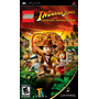 Game Lego Indiana Jones - Psp - Original - Lacrado