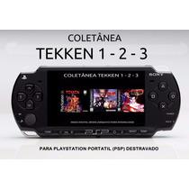 Tekken 2 Psp