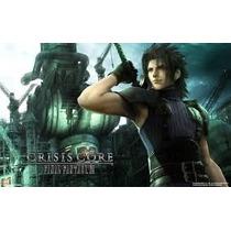 Patch Final Fantasy Crisis Core Patch (psp - Pc)