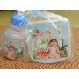 10 Kits Squeezes+sanduicheira Personalizados C/ Foto E Tema