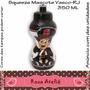 Garrafa Squeeze Mascote Vasco 350 Ml (10 Unid) Rosa Ateliê