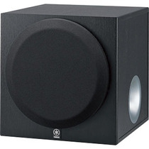 Subwoofer Ativo Yamaha 8 Pol Yst Sw-12 P/ Home Theater Nfe