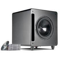 Polk Audio Dsw-pro 440wi - Subwoofer Ativo, 8 Pol, 180w