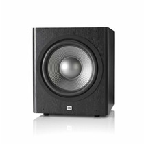 Home Theater Subwoofer Jbl Sub 260 Ativo 300w Powered Bass