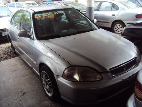 honda civic ano 1996: