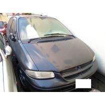 Gran Caravan Chrysler Câmbio Automático - Retirada De Peças
