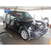 Sucata Land Rover Discovery 3 Hse 2007
