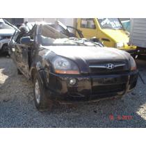 Sucata Tucson 2.0 G. Peças Motor Cambio Cabine Diferencial