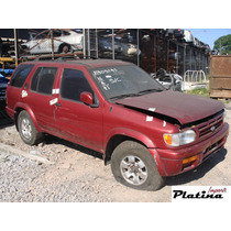 Sucata Nissan Pathfinder 98 Peças Motor Câmbio Diferencial