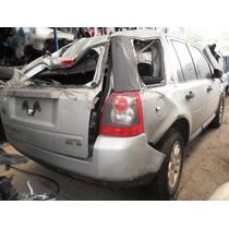 Land Rover Freelander Batido Peças Sucata - Bartolomeu Peças