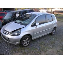 Honda Fit 2006/07 Gasolina Sucata - Rs Auto Peças