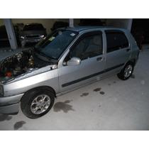 Sucata Renault Clio 99 Rodas Direção Ar Cambio Motor