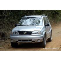 Sucata Peças Gm Tracker 2004 Motor Peugeot Id:92*2613