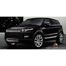 Sucata Peças Land Range Rover Evoque 2012 Id: 92*2613