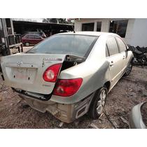 Toyota Corolla Seg 1.8 Automática - Sucata - Nextel 833*493