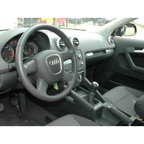 Audi A3 Sportback 2008 Sucata Motor/caixa/la Amania Imports
