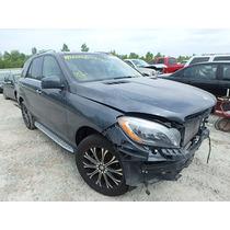 Mercedes-benz Ml 350 Sucata Motor/caixa/lata Amania Imports