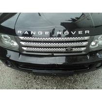Peças Range Rover Sport V8 Gasolina 2008 Sucata Id 92.2613