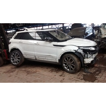 Sucata Land Rover Evoque Dynamic 2013 Bartolomeu Peças