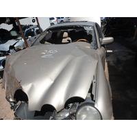 Sucata Jaguar S Type 2001