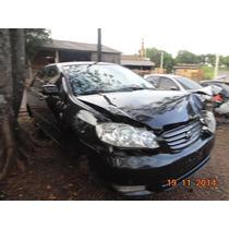 Corolla X E I 1.8 Sucata Em Peças, Cambio Automatico, Motor