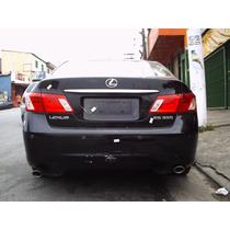 Lexus Es 350 P/ Peças Motor V6 Toyota Camry 3.5 Ano 2008