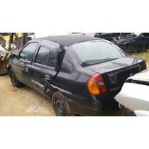 Sucata De Clio Sedan 1.0 16v